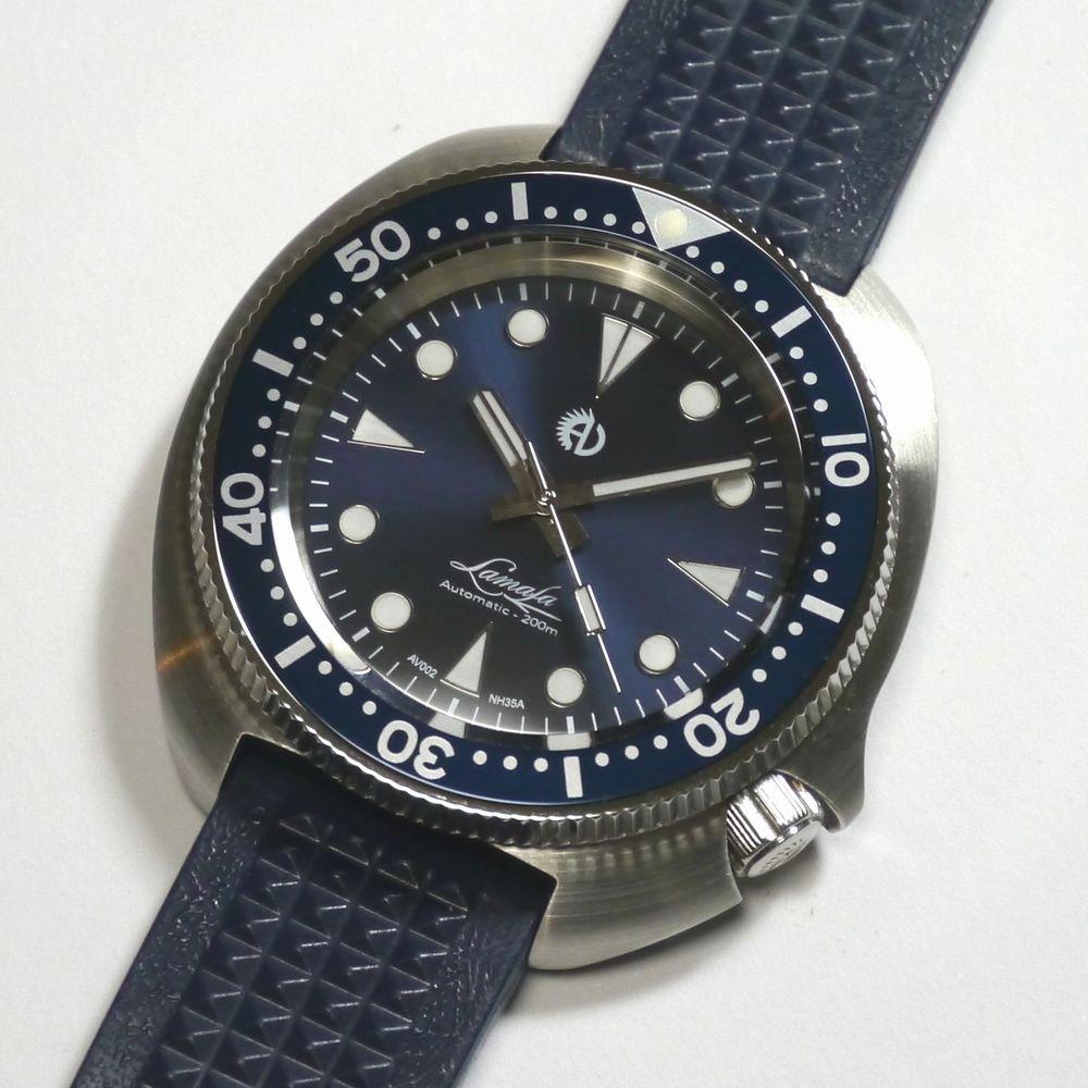 Athaya Vintage Lamafa Diver Watch A2