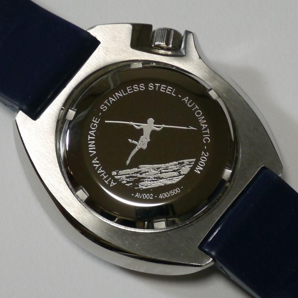 Athaya Vintage Lamafa Diver Watch A6