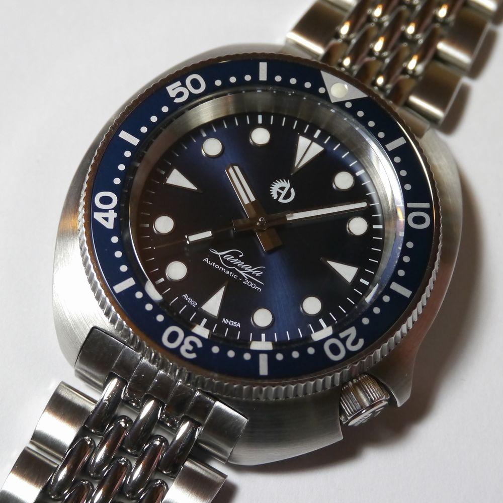 Athaya Vintage Lamafa Diver Watch B12