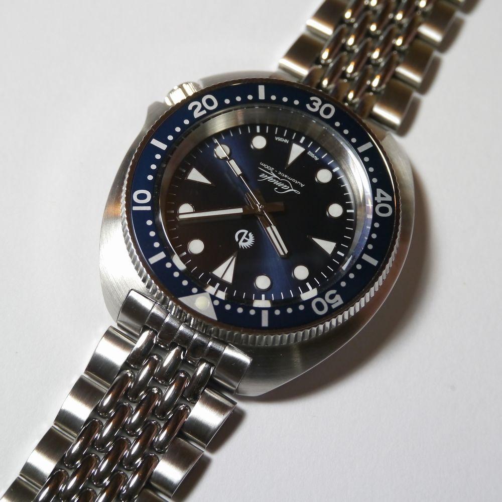 Athaya Vintage Lamafa Diver Watch B13