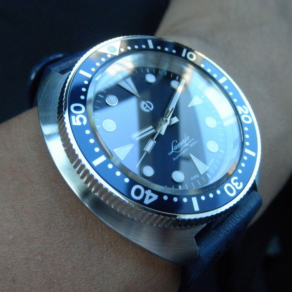 Athaya Vintage Lamafa Diver Watch A14