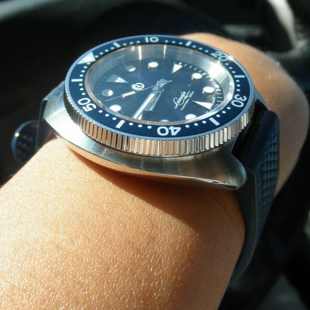Athaya Vintage Lamafa Diver Watch A11