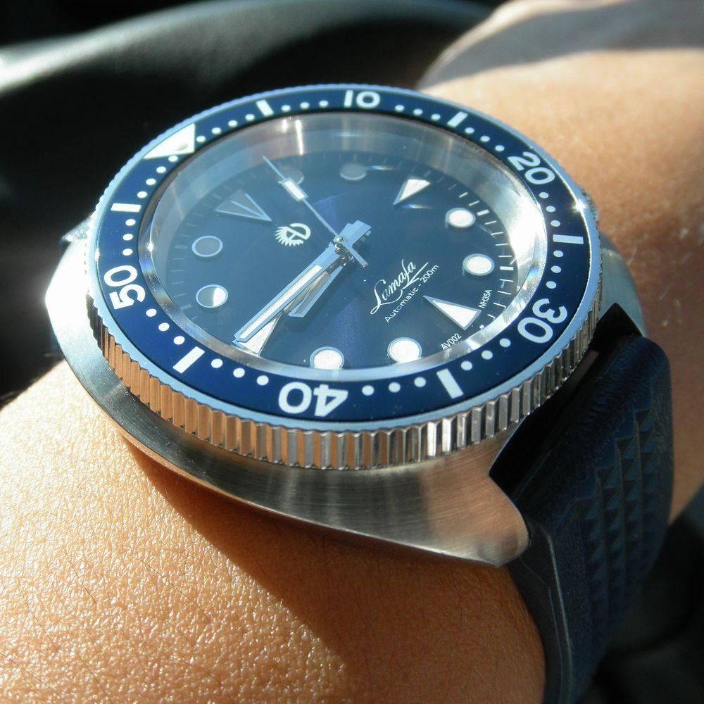 Athaya Vintage Lamafa Diver Watch A10