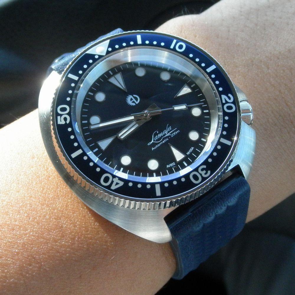 Athaya Vintage Lamafa Diver Watch A7