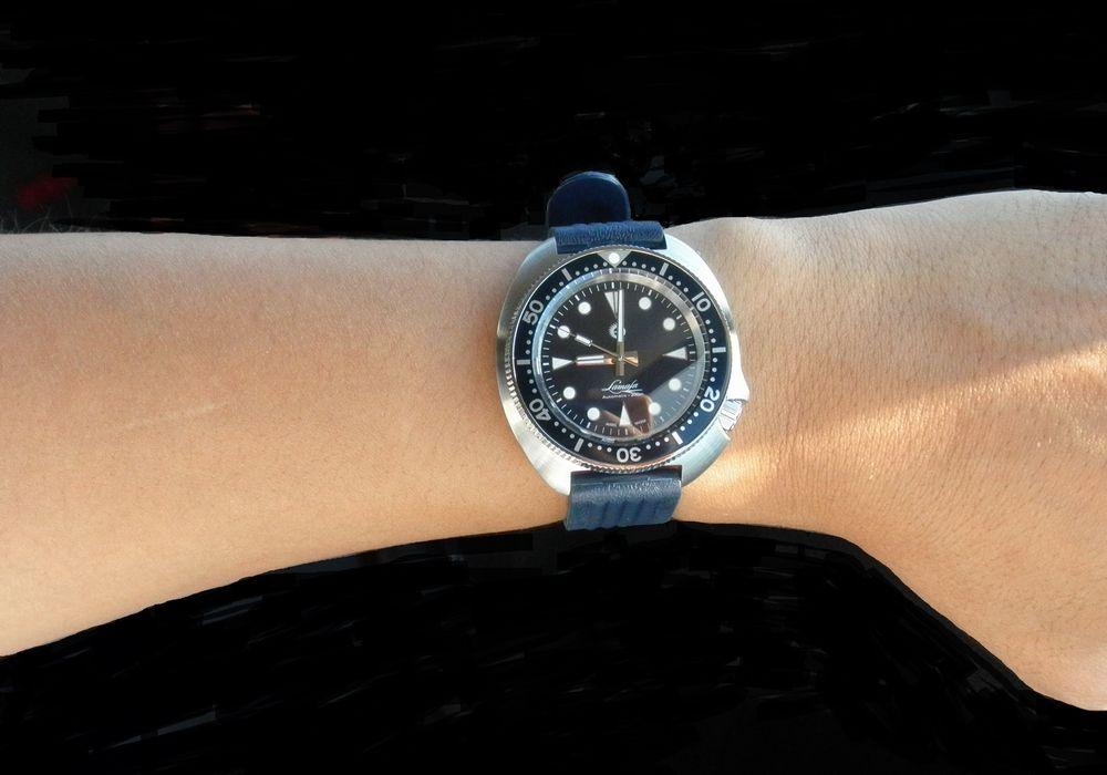 Athaya Vintage Lamafa Diver Watch A12