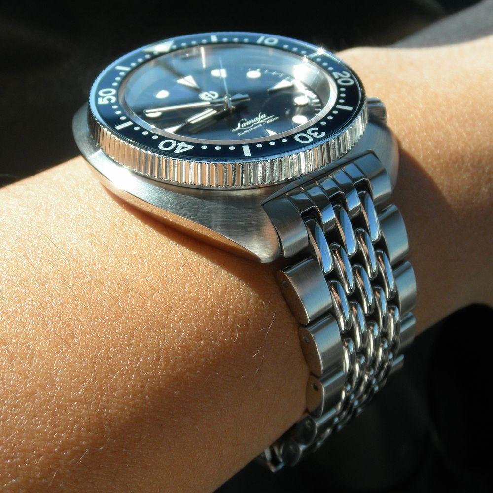 ATHAYA VINTAGE Lamafa Diver Watch B2