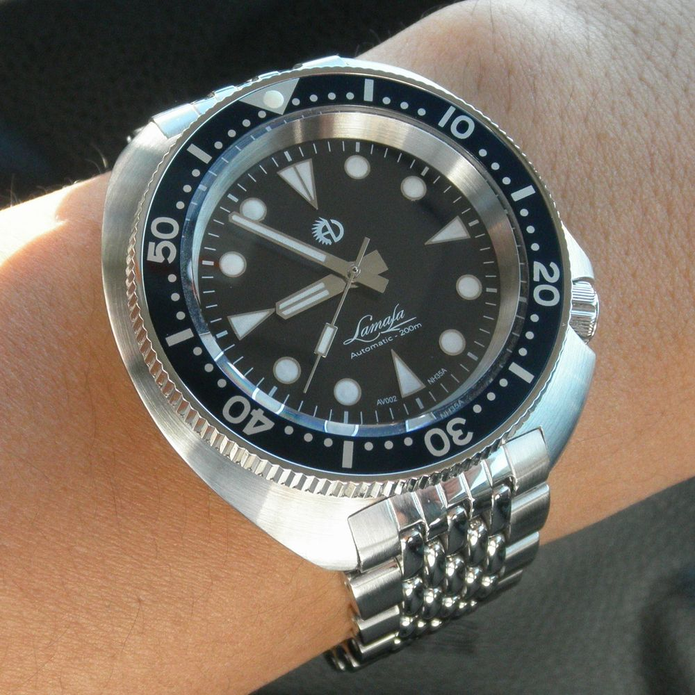 ATHAYA VINTAGE Lamafa Diver Watch B3