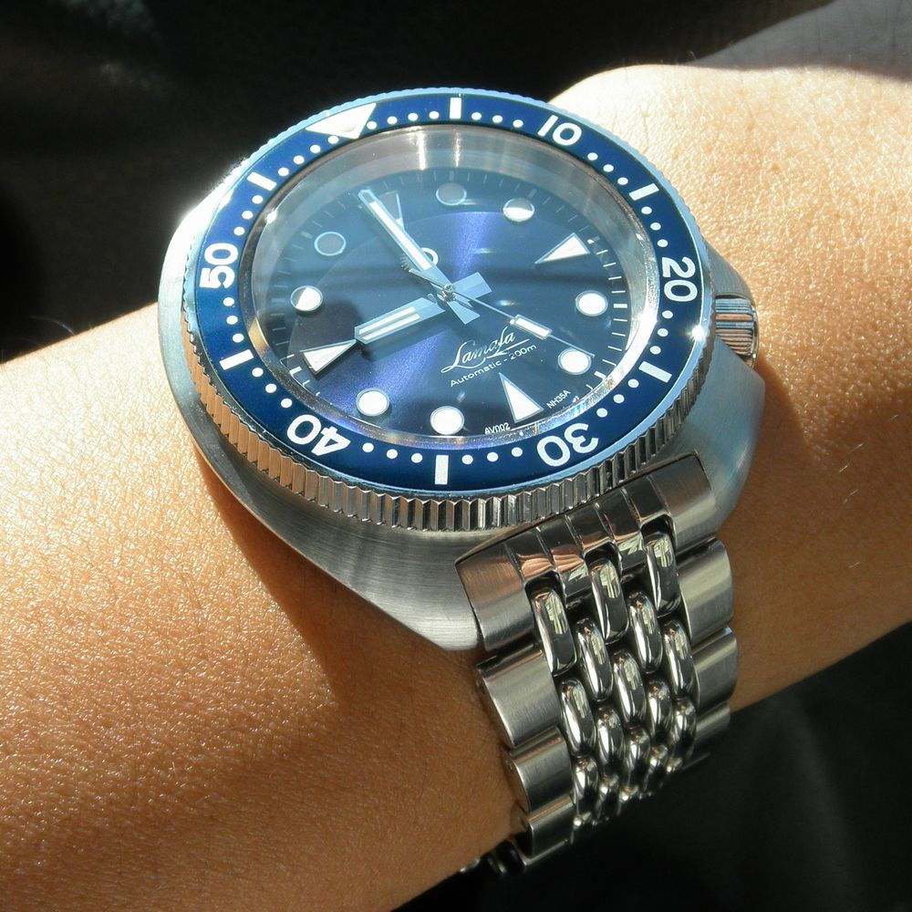 Athaya Vintage Lamafa Diver Watch B4
