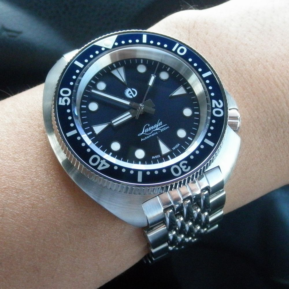 Athaya Vintage Lamafa Diver Watch B17