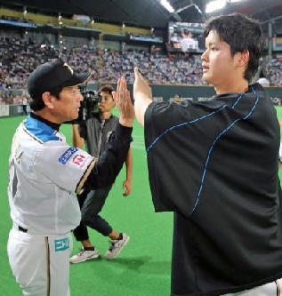 【日本ハム】栗山監督「もっともっと」13勝目の大谷翔平に安定感求める