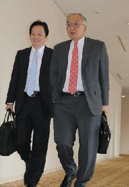 【広島】松田元オーナー、誤審問題で怒り抑えて審判を激励「認めたということに驚いた」