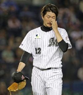【ロッテ】石川歩、制球苦しみ6回4失点「話にならない」