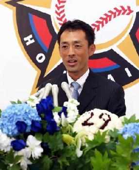 【日本ハム】木佐貫洋が引退会見「スッキリしています」