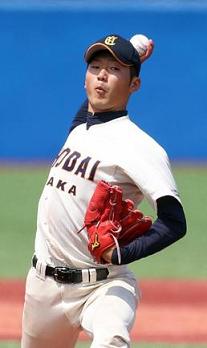 【広島】ドラフト1位候補に大商大・岡田明丈投手も浮上