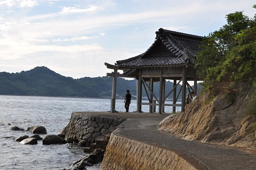 白石の鼻神社