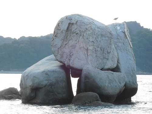 白石の鼻1