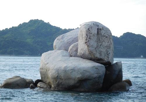 白石の鼻3