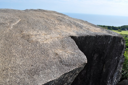 千畳敷岩2