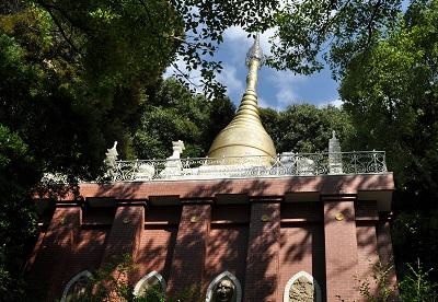 石手寺の仏塔