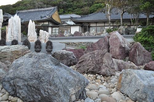 金剛福寺の石庭2