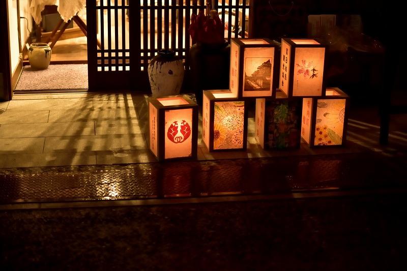 富田林寺内町 燈路まつり2015