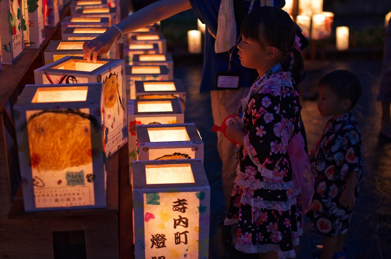 富田林寺内町燈路2015