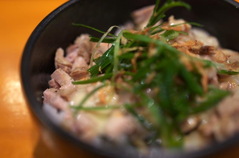 ラーメン坊也哲 豚マヨ丼