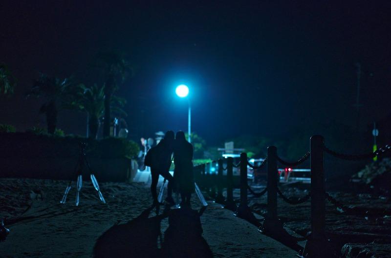 阿万海岸 撮影