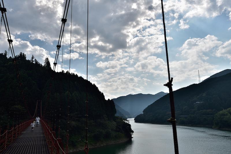 和歌山 蔵王橋