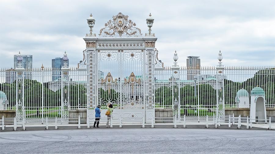 インスタ映えする東京都内迎賓館赤坂離宮正門
