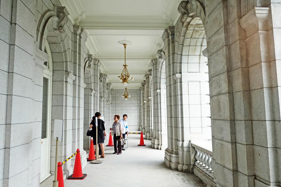 迎賓館赤坂離宮