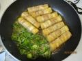 高野豆腐の豚肉巻きI2