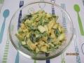 コマツナの卵サラダ1