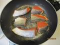 鮭とコマツナのシチュー5