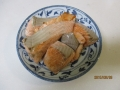 鮭とコマツナのシチュー7