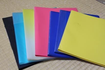 片づけ祭り 書類 空っぽ ファイル