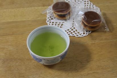 片づけ祭り 思い出品 休憩 お茶