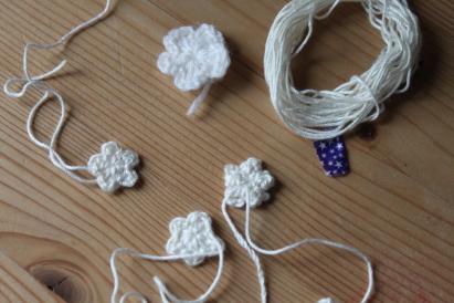 片づけ祭り 和室 糸 残り糸