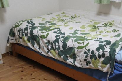 けんた ベッド After