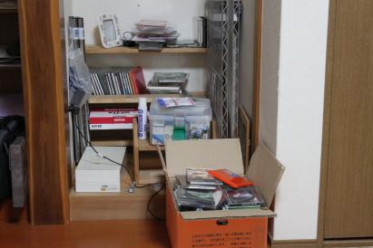 CD 和室