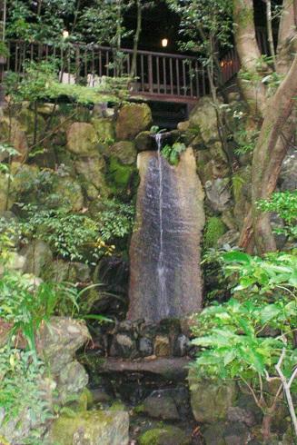 音羽山荘 滝