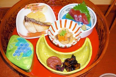 音羽山荘 朝食