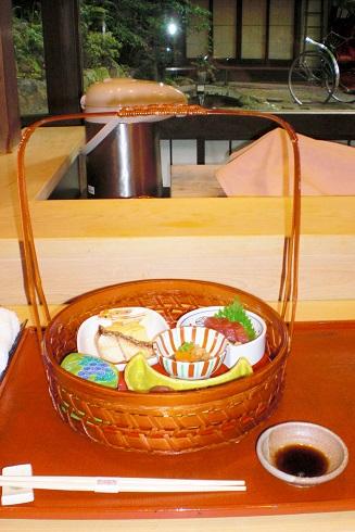 音羽山荘 朝食2
