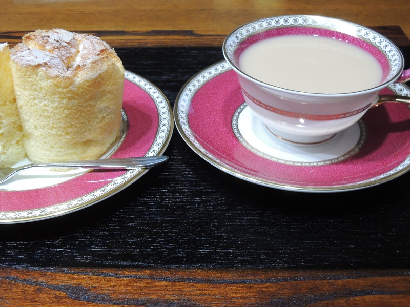 ミヤコケーキ