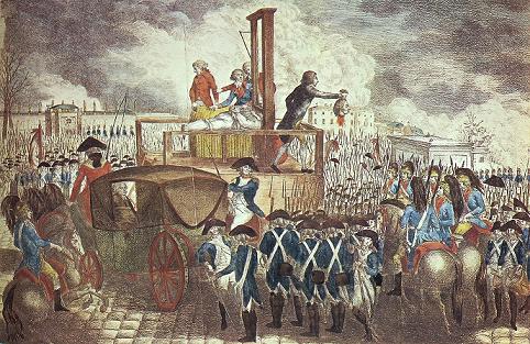 ルイ16世の処刑