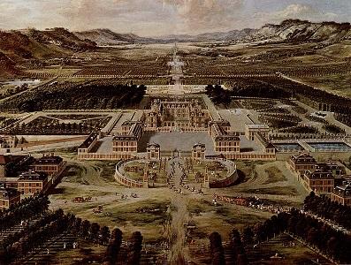 ヴェルサイユ宮殿(1668年)