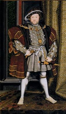 ヘンリー8世 1491-1547