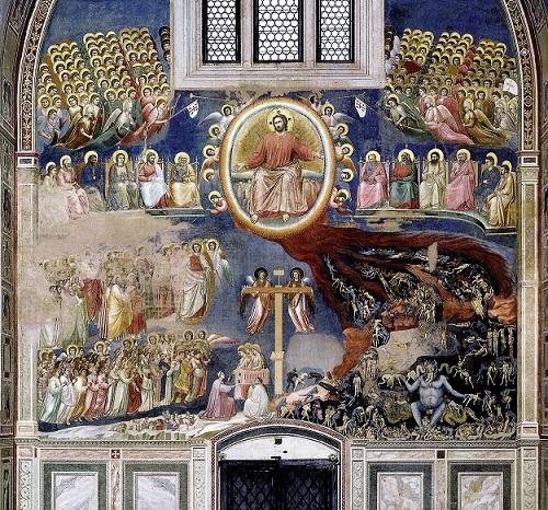 最後の審判 ジョット スクロヴェーニ礼拝堂