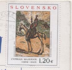 切手2  スロヴァキア