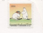 切手2  フィンランド